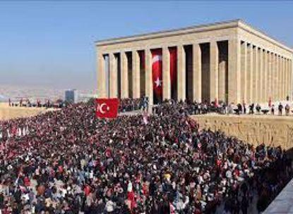 """ANKARA & ANITKABİR TURU"""" 18 Nisan Cumartesi 2020 Gidiş     ÖZEL TUR   19 Nisan  pazar 2020 Dönüş – 130 TL resmi"""